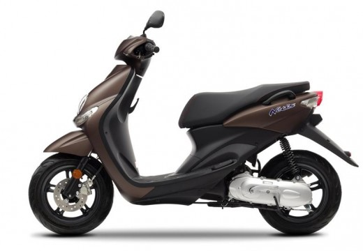 Le Scooter Yamaha