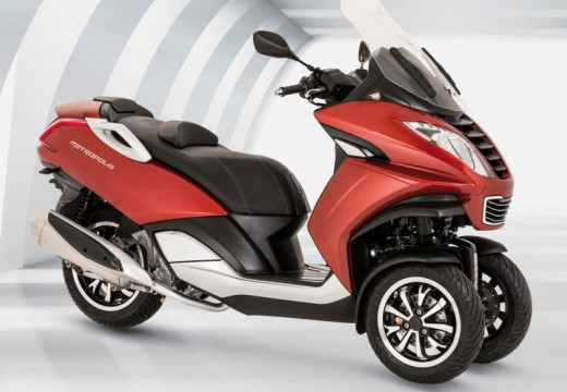 Que penser du scooter à trois roues ?