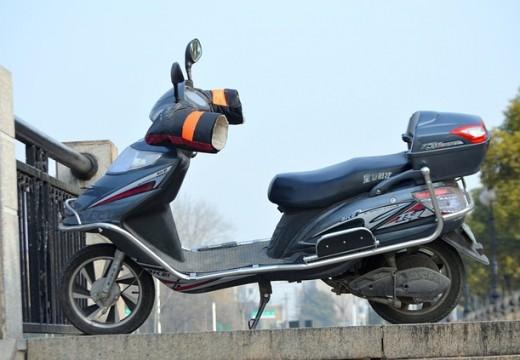 Pourquoi choisir un scooter